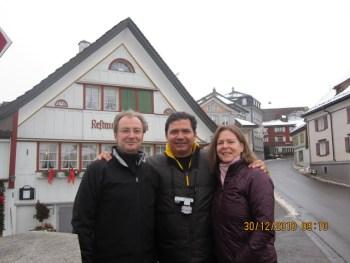 Berlim Bavaria St Gallen AC 301