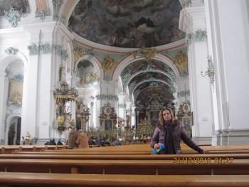 Berlim Bavaria St Gallen AC 334
