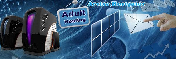 Hosting adult web
