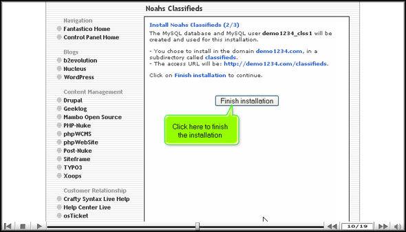 Noahs Classifieds