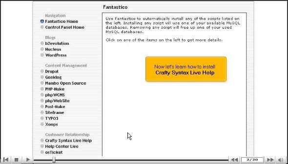 crafty syntax