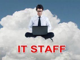 4 Things Your IT Staff Should Know About The Cloud