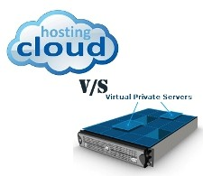 VPS Hosting vs Cloud Hosting