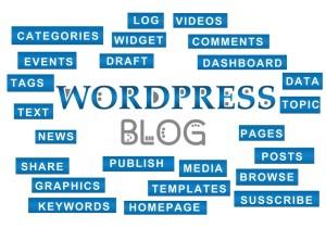 An Artistic Website Using WordPress