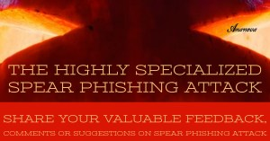 highly specialized spear phishing attack