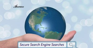 Secure Search Engine Searches