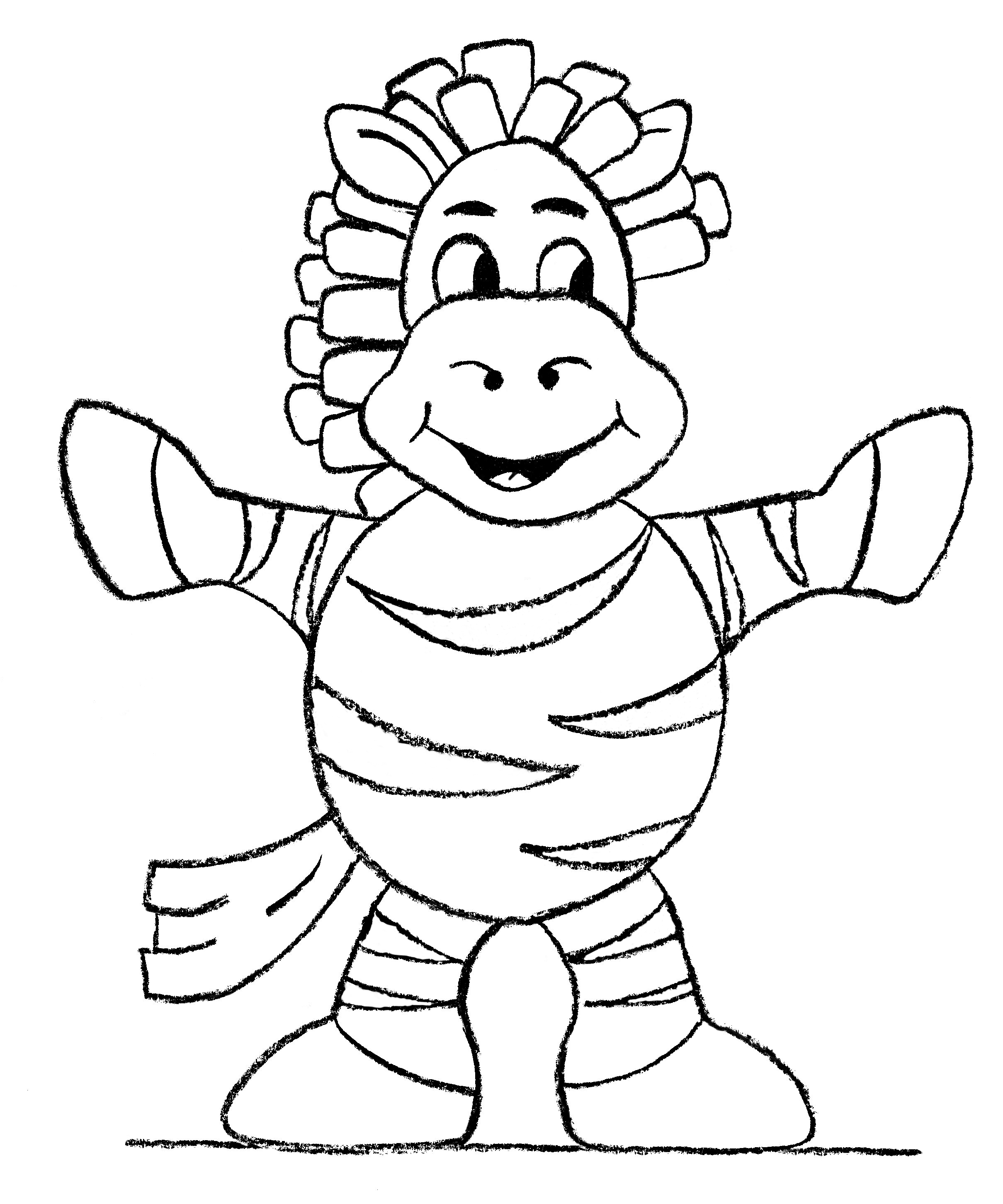 Anansi The Spider Coloring Pages Coloring Pages