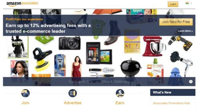 Amazon India Affiliate Program - India's Top Affiliate Network for Indians