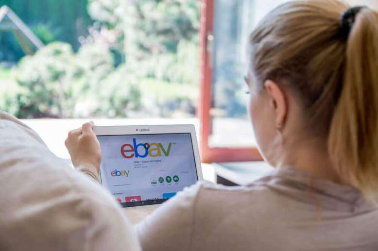 Resell on eBay - Top 100 Ways to Make Money Online in India