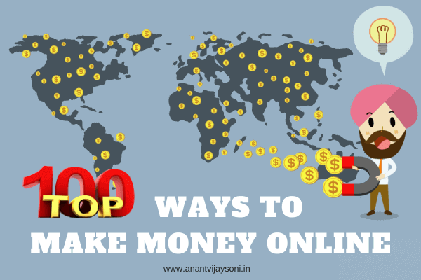 Best ways to make money online in india without investment