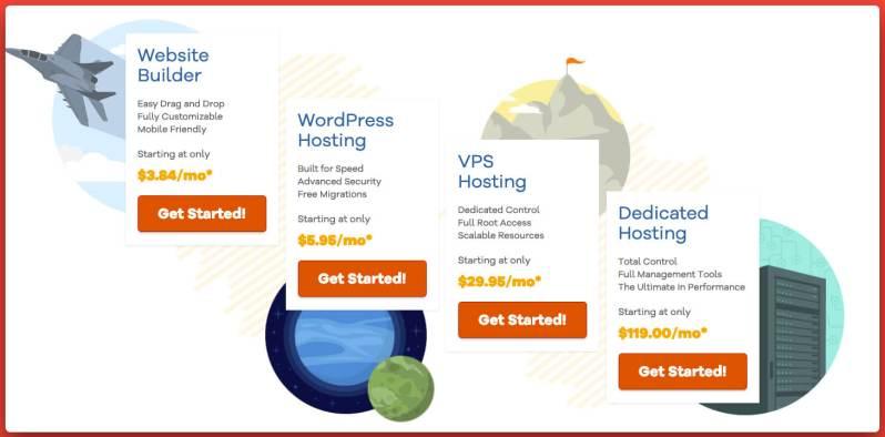 Hosting Plans - Hosting For Every Website