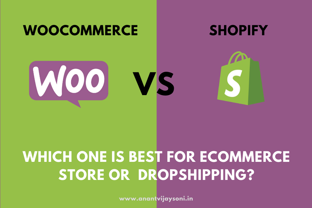 WooCommerce vs Shopify: Which One Is Best for Dropshipping?