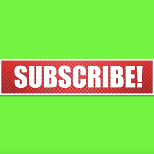 Youtube Subscribe Like Share Comment Green Screen Video - Free Download
