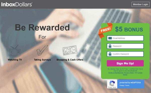 Inbox Dollars - Best Survey Website