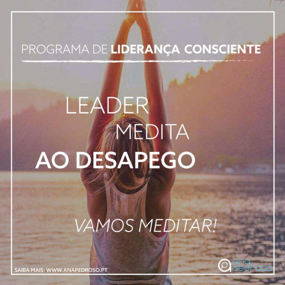 Leader Medita - Curso Ana Pedroso dia 10 -3