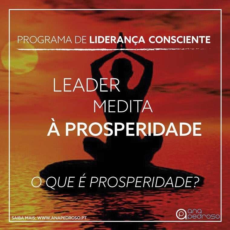 """LEADER MEDITA 1.0"" | #6 Programa de 12 Dias"