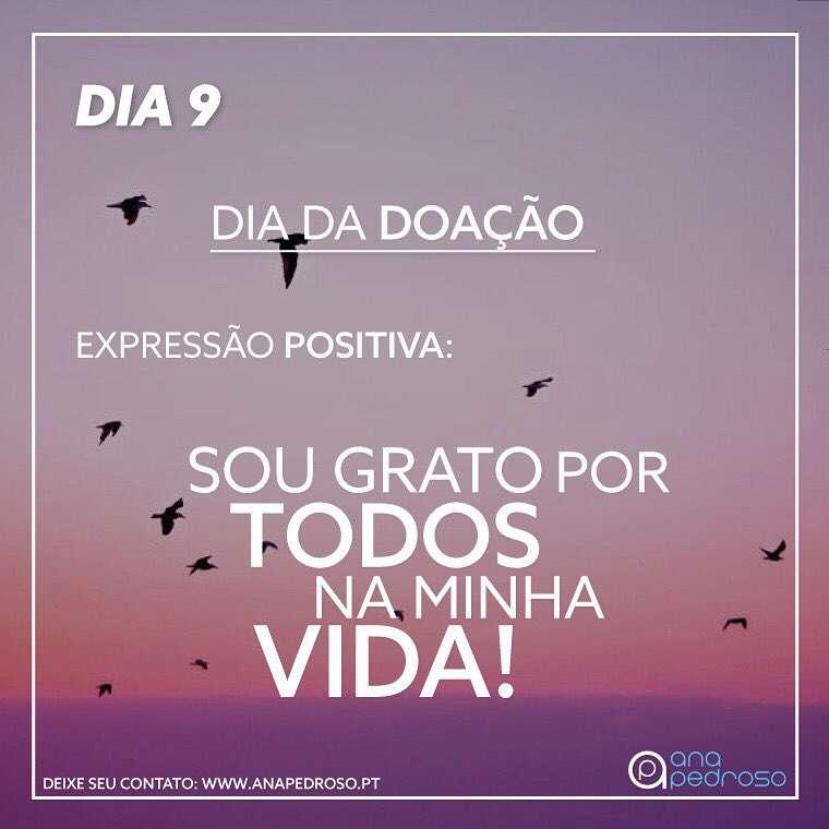 Ana Pedroso-Programa 27 dias #9 | 2