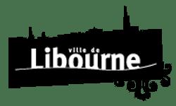 logo de la ville de libourne