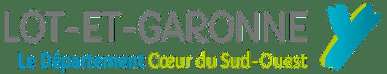 logo du département du lot et garonne
