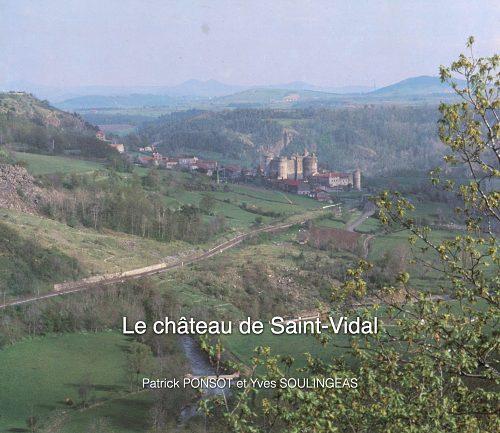 Le château de Saint-Vidal