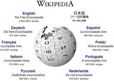 età datazione di Wikipedia