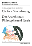 Schriftenreihe der Anarchistischen Gruppe Mannheim: 03 - Pjotr Alexejewitsch Kropotkin