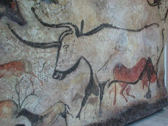 HTO - Lascaux, replica in the Brno museum Anthropos Date 	  22 May 2009