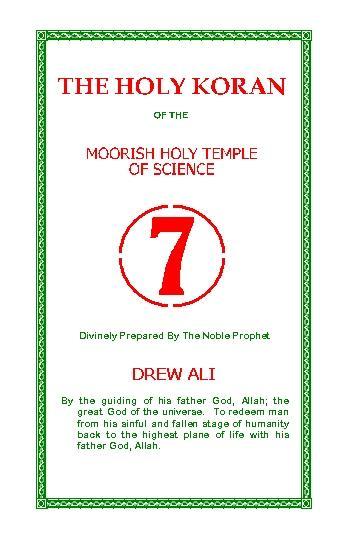 Circle Seven Koran