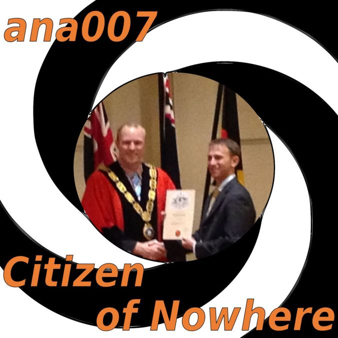 Joe's citizenship ceremony in the crosshairs