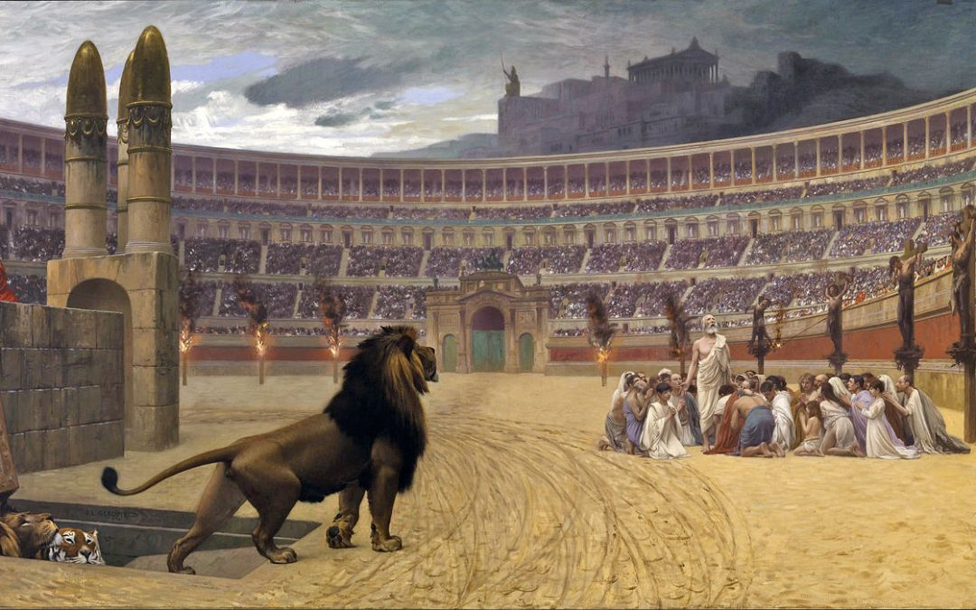 Romans 13: The Christian and The State