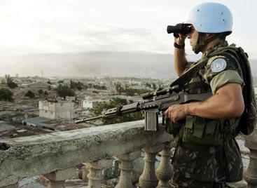 ocupacion de haití