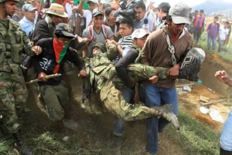 """Toma del Cerro Berlín: Esta es la supuesta """"agresión"""" contra el Ejército"""