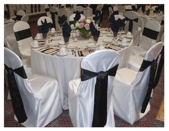 champagne banquet chair covers crushed velvet kitchen ivory sand satin 3 archives party rental wedding cover with sash
