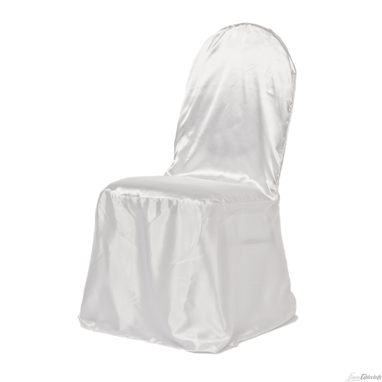satin chair covers rental naperville il graco high cover without sash party san diego