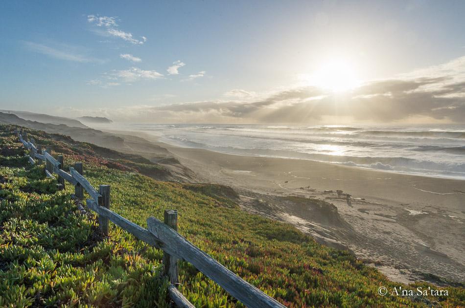 What is Soul Awakening: Point Reyes sunset