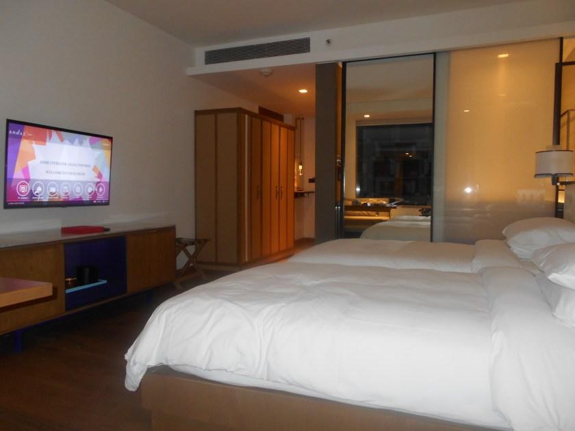 Andaz Delhi Hotel Room