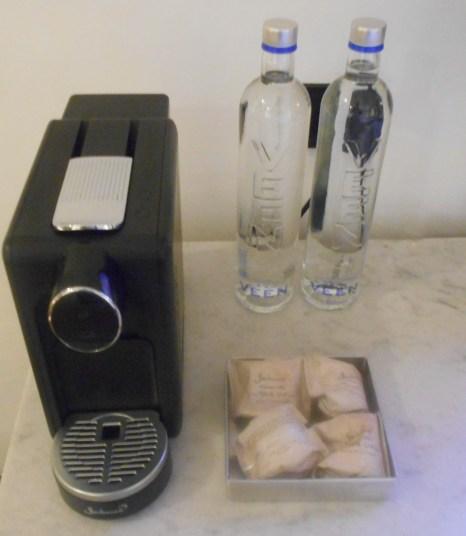 Andaz Delhi Hotel Coffee Maker Machine