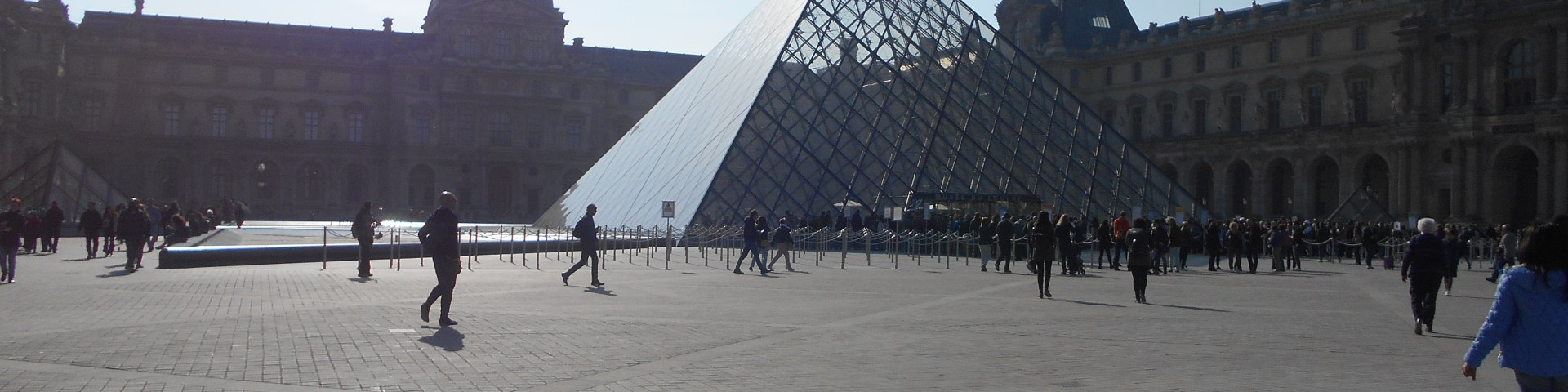 Louvre Pyramid Paris