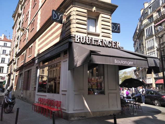 Boulangerie Desserts Paris France