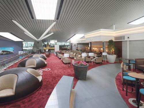 Free Airport lounge access Bangalore