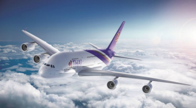 Worlds best airlines thai airways