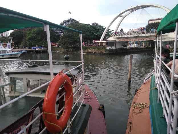 cochin ferry boat ride