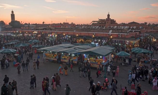 Top Marrakesh Highlights - Djemaa el Fna