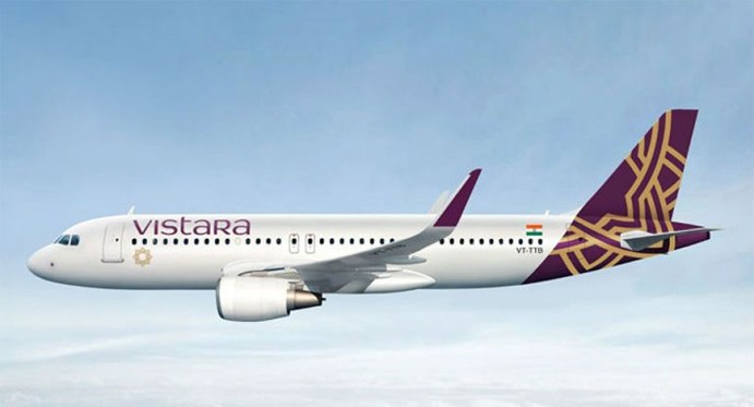 AirVistara Chennai Launch