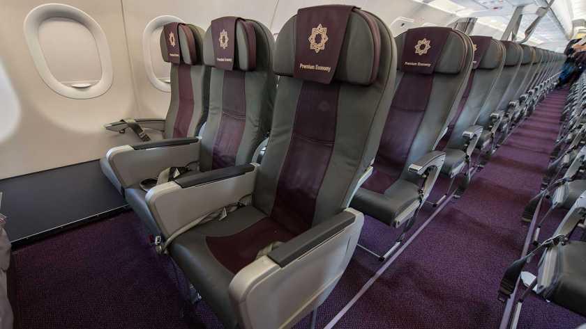 Vistara premium economy seats