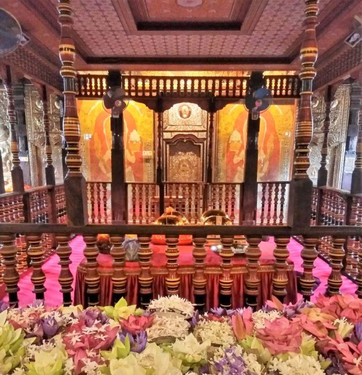 Sri Dalada Maligawa Kandy SriLanka