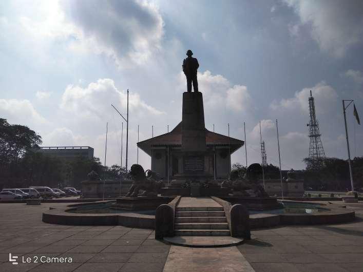 Independence Day Square Colombo SriLanka