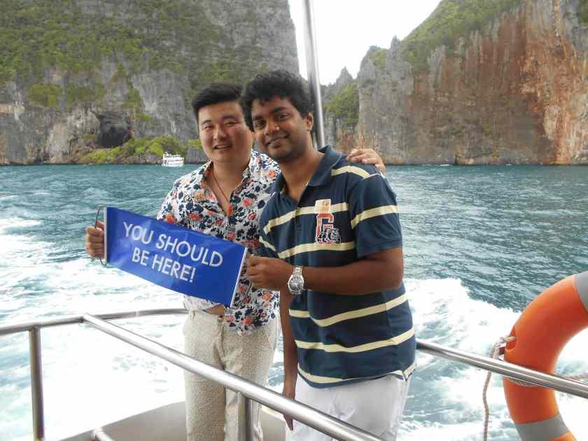 thailand phuket tourist