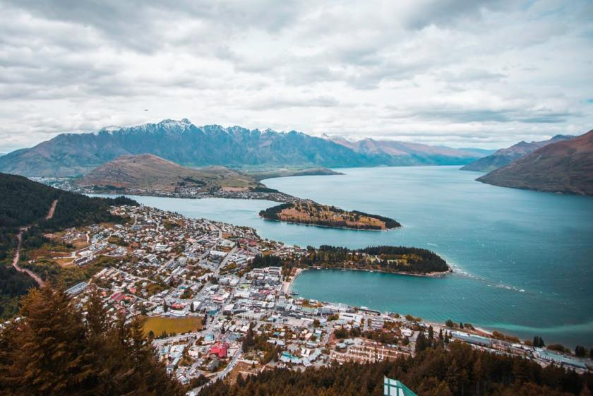 Queenstown new zealand solo travel destination
