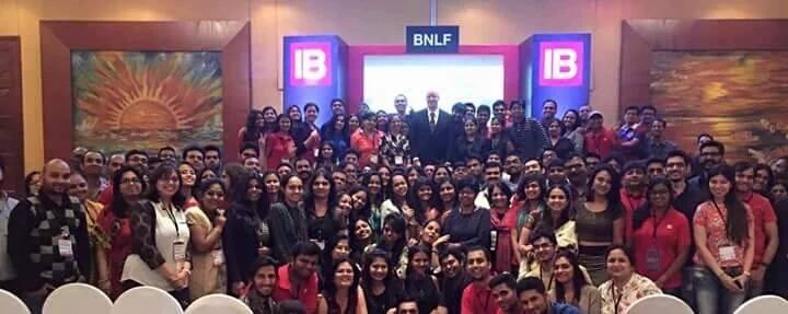 Indian bloggers BNLF